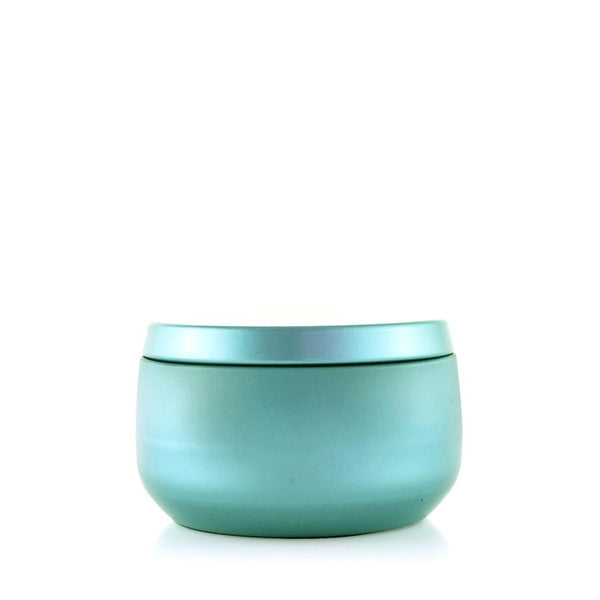Candle Tin - Teal