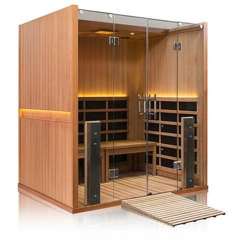 4 Person Full Spectrum Infrared Sauna