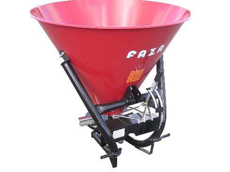 500 RED POLY SPREADER - F500RPVC