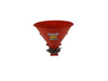 500 RED METAL SPREADER