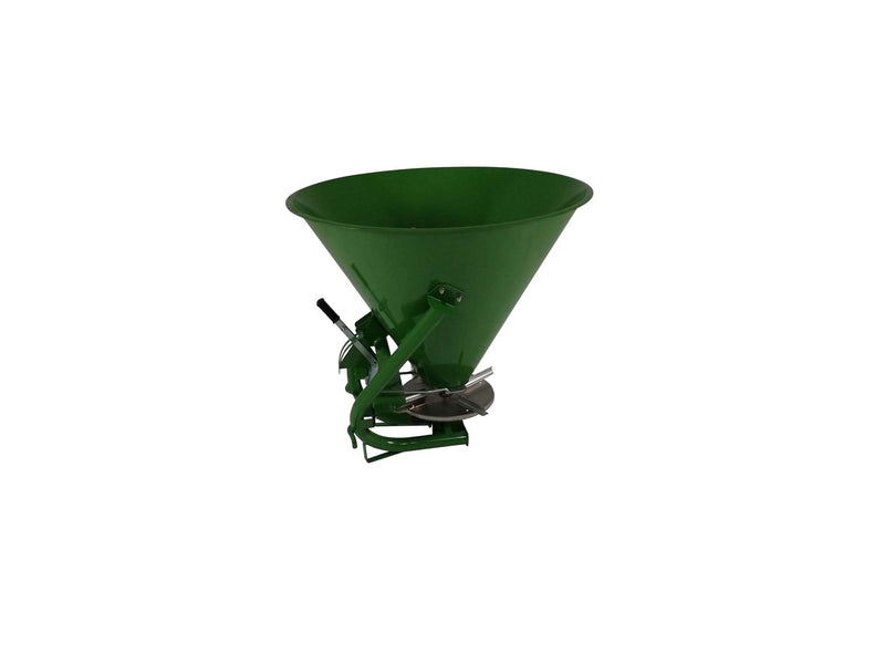 150 GREEN METAL SPREADER