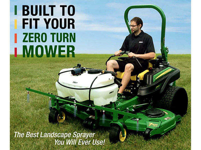 JD ZERO TURN SPRAYER - ZJD9RM