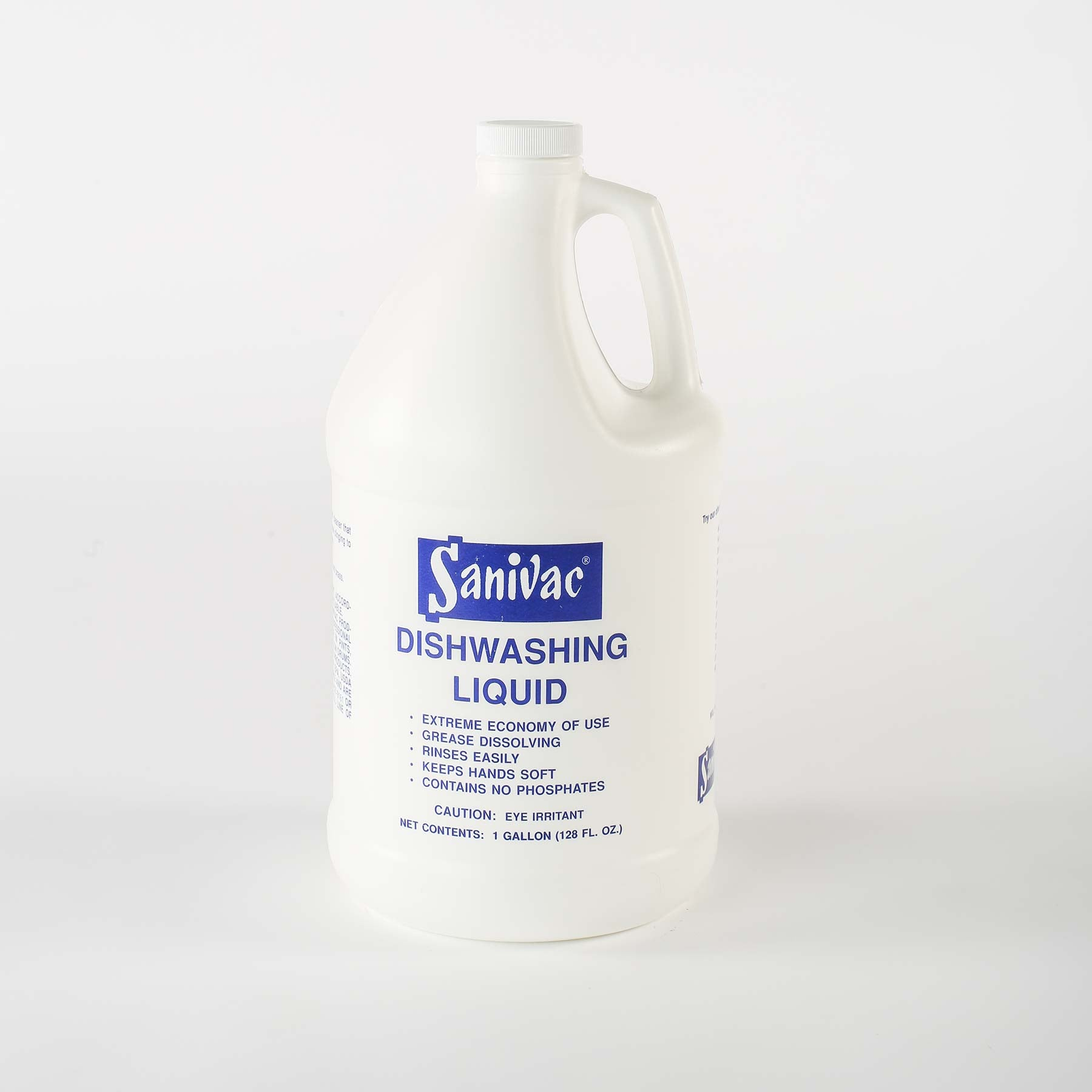 Sanivac Dishwashing Liquid - Cleaning Ideas