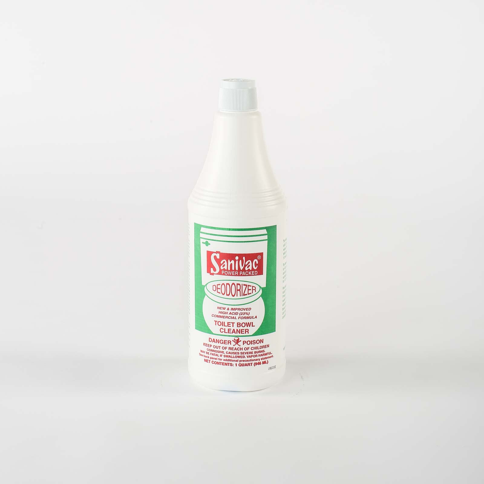 Sanivac Power Packed Deodorizer - Cleaning Ideas