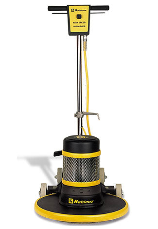 1500 RPM Burnisher W/adjustable handle - Cleaning Ideas