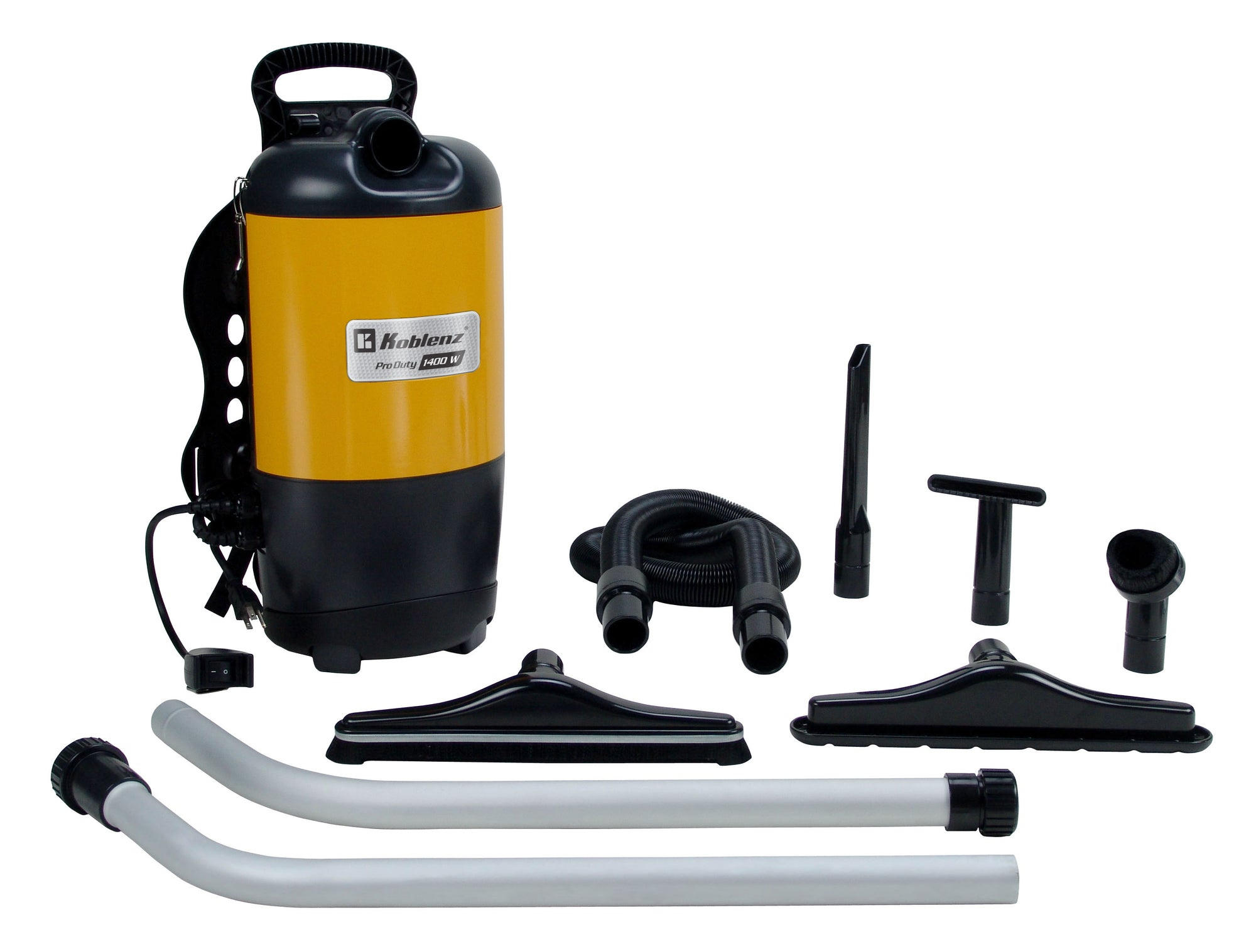 BP-1400 Koblenz Commercial Backpack Vacuum - Cleaning Ideas