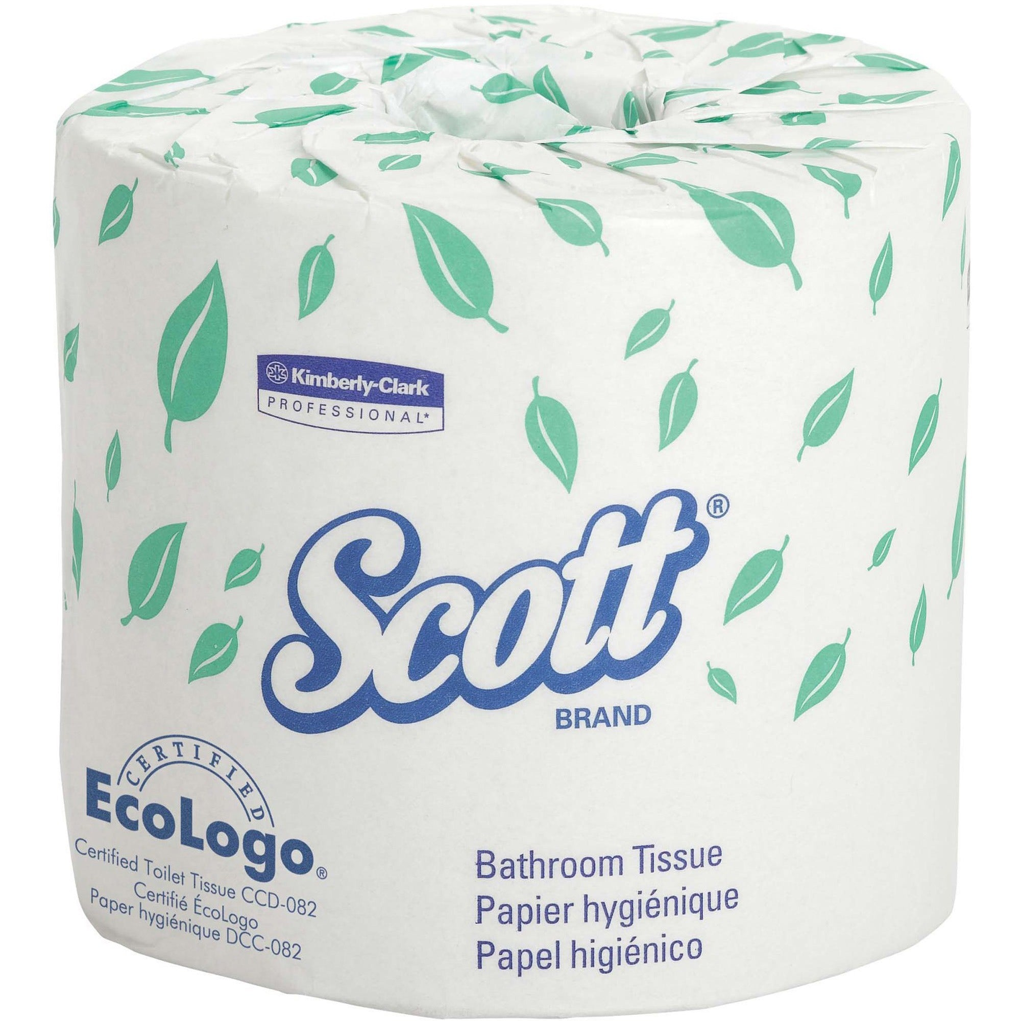 Scott Standard 2-Ply Toilet Paper Rolls, 80 Rolls - Cleaning Ideas