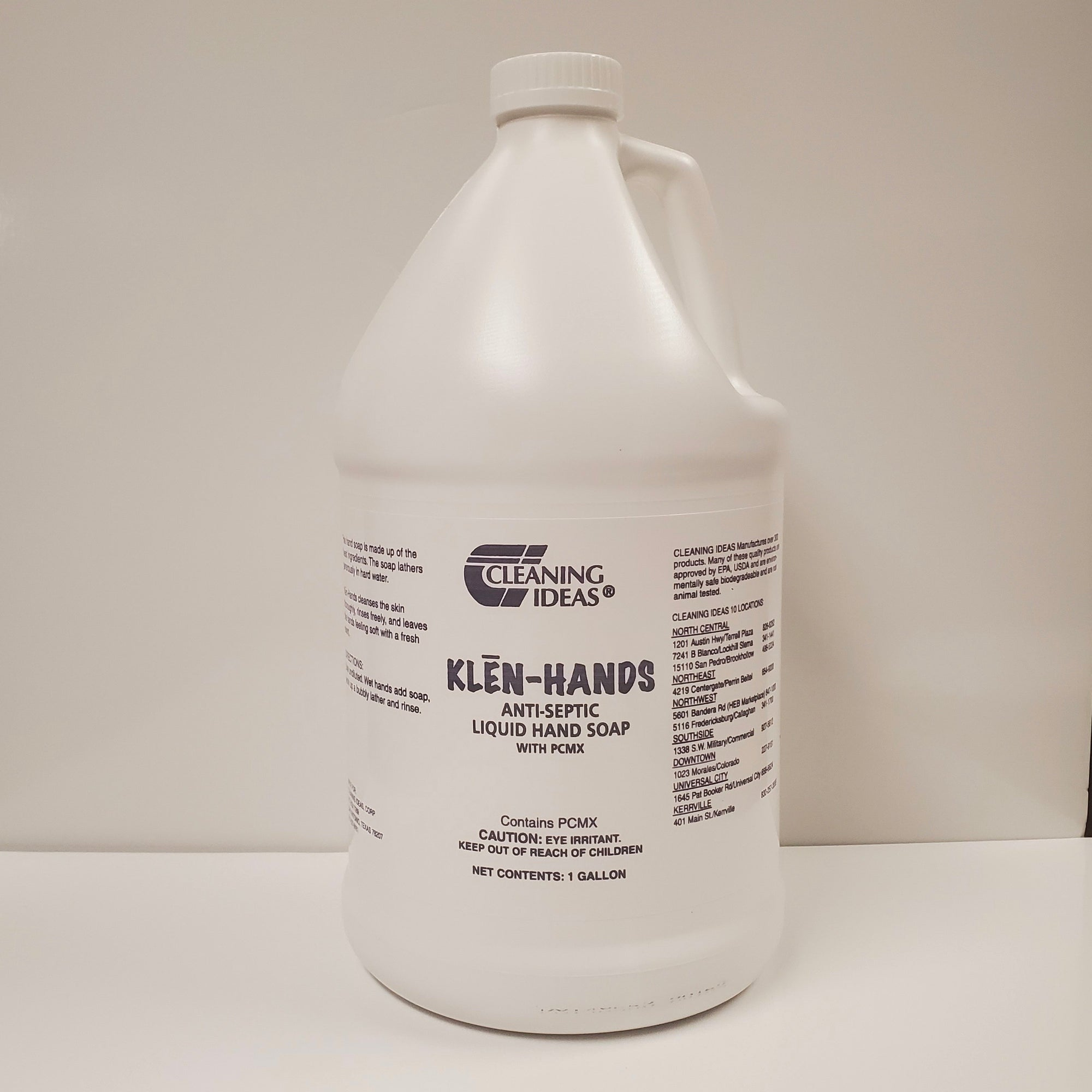 Klen-Hands Anti-Septic Hand Soap