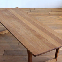 Load image into Gallery viewer, ROCA SOLID MANGO WOOD DINING TABLE