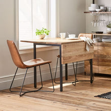 Load image into Gallery viewer, DROP LEAF FOUR SEATER DINING TABLE