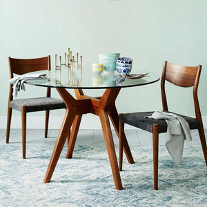 HEXA ROUND DINING TABLE