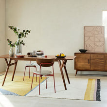 Load image into Gallery viewer, MID CENTURY MODERN DINING TABLE