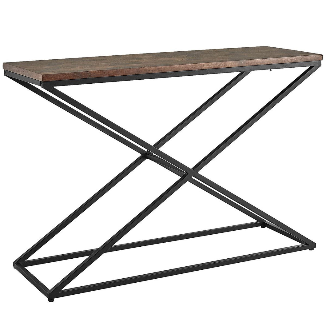 William Cross Shaped Console Table