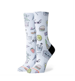 Tomboy Socks - Shopping List