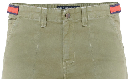 Veronica Beard Caine Cargo short
