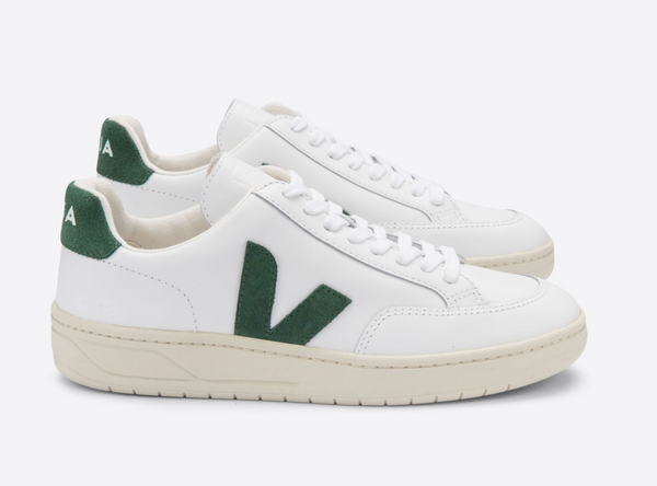 V-12 Leather Extra White Cyprus