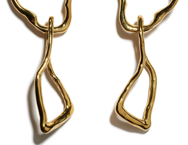 Surrealist Earrings