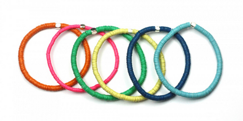 Colorful Stretch Bracelets