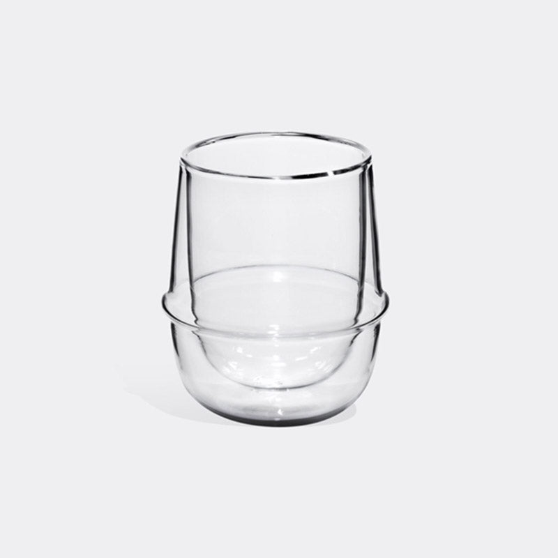 Kinto Kronos double-walled glass