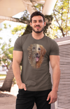 Golden Retriever Men T-Shirt