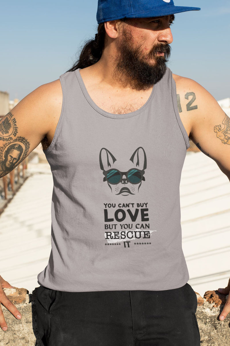 Rescued Love Tank Top