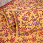 Floral Cotton Double Bedsheet