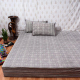 Hand Block Print Cotton Double Bedsheet