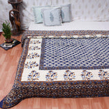 Floral Double Bed Quilt