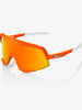 GLENDALE - Neon Orange - HiPER® Red Multilayer Mirror Lens
