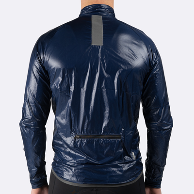 Unisex - Spray Jacket - Navy Reflective
