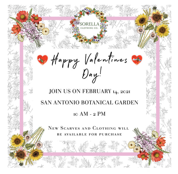 Happy Valentine's Day! | See you on the 14th!