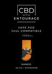 CBD Juul Compatible Cartridge