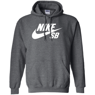 Nike Sb Hoodie - Dark Heather - Shipping Worldwide - NINONINE