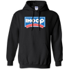 Ihoop Hoodie - Black - Shipping Worldwide - NINONINE
