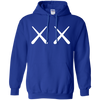 Kaws Hoodie - Royal - Shipping Worldwide - NINONINE