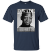 Dwyane Wade World Tour Shirt - Navy - Shipping Worldwide - NINONINE