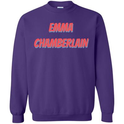 Emma Chamberlain Merch Sweater - Purple - Shipping Worldwide - NINONINE