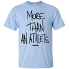 More Than An Athlete Shirt Light - Light Blue - Shipping Worldwide - NINONINE