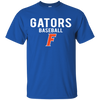 Florida Gator Baseball Shirt - Royal - Shipping Worldwide - NINONINE