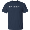 Spacex T Shirt - Navy