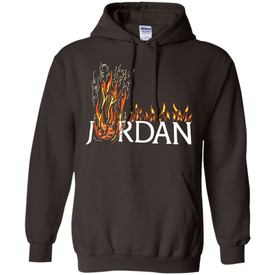 Travis Scott Jordan Hoodie - Dark Chocolate - Shipping Worldwide - NINONINE
