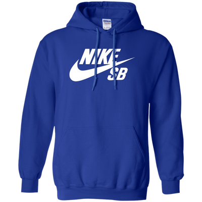 Nike Sb Hoodie - Royal - Shipping Worldwide - NINONINE