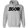 Igor Hoodie - Sport Grey - Shipping Worldwide - NINONINE