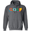 Golf Hoodie - Dark Heather