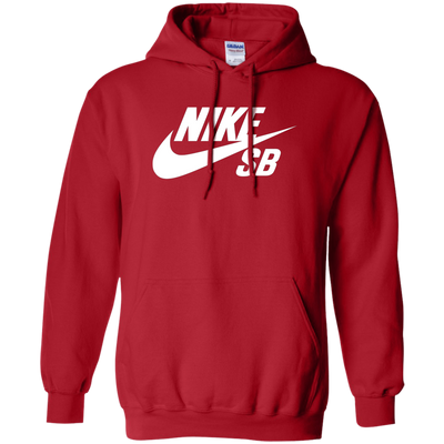 Nike Sb Hoodie - Red - Shipping Worldwide - NINONINE