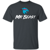 Mr Beast Shirt - Dark Heather
