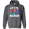 6ix9ine Hoodie - Dark Heather - Shipping Worldwide - NINONINE
