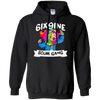 6ix9ine Hoodie - Black - Shipping Worldwide - NINONINE