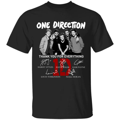 One Direction 10 Year Anniversary Shirt