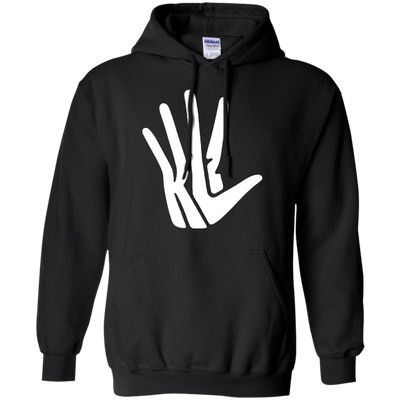 Kl2 Hoodie - Black - Shipping Worldwide - NINONINE